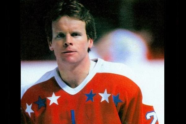 The face of pro hockey's Iron Man, Doug Jarvis (Book Pg. 226)