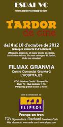 1a TARDOR CINEMATOGRÀFICA:      DEL 4 AL 10 D'OCTUBRE