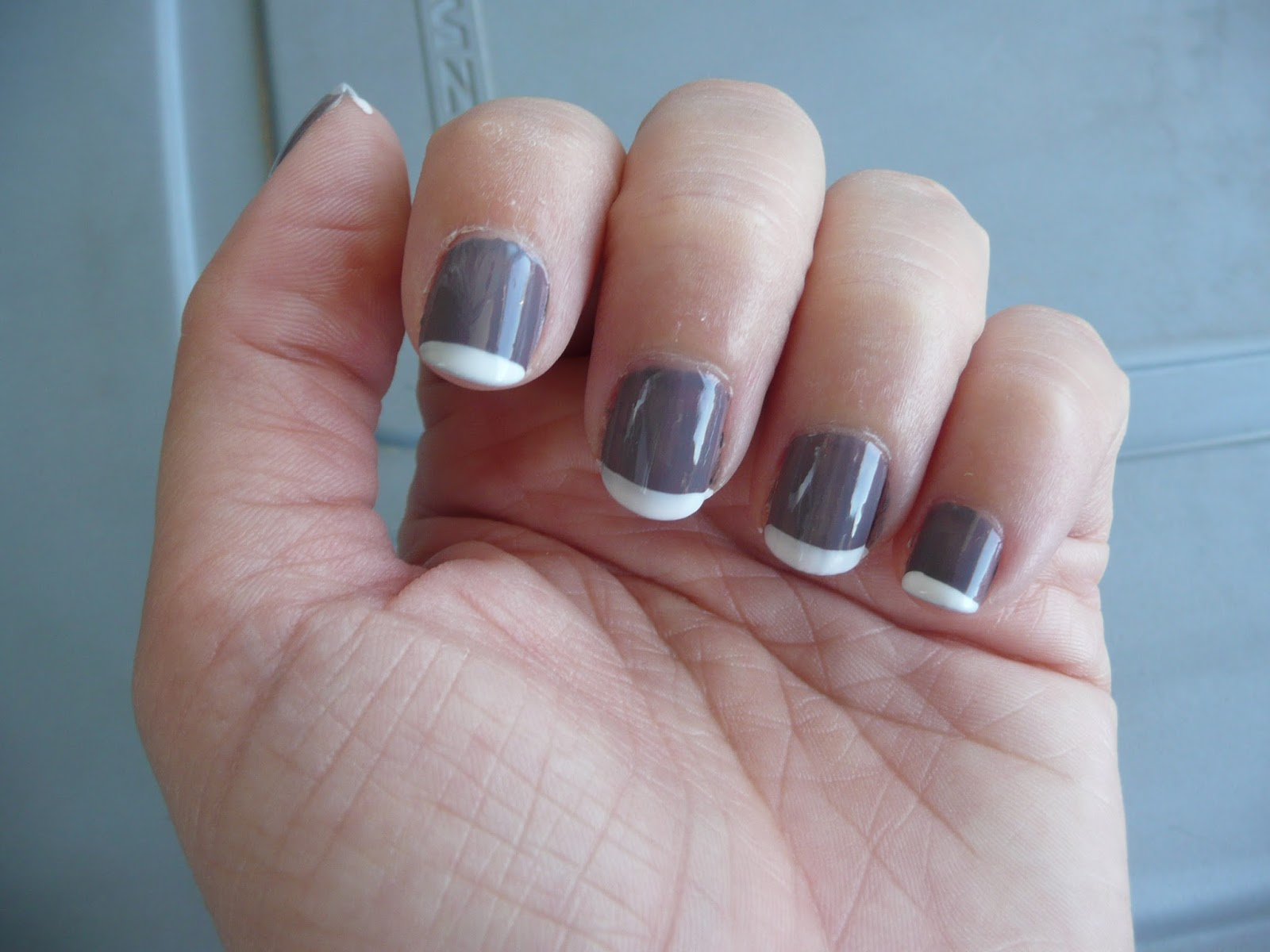 Musings and crafting: Nail design of the week