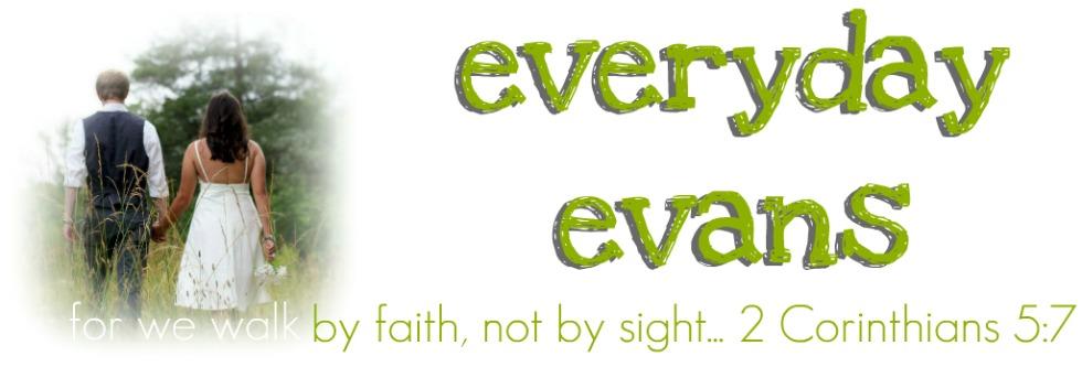 everyday evans