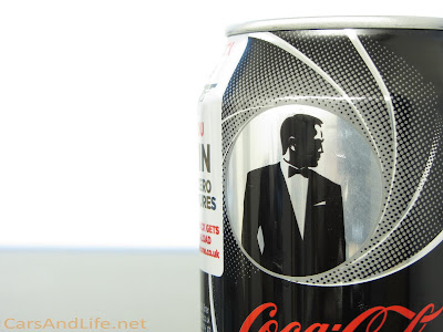 James Bond Skyfall: Coca Cola Zero