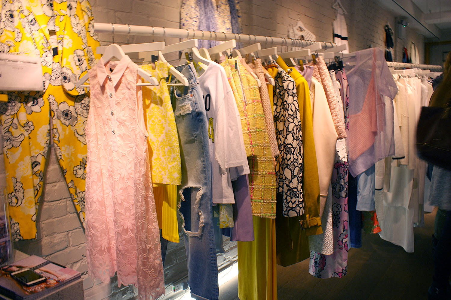 RIVER ISLAND SS15 PRESS DAY