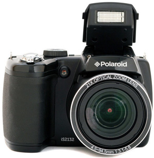 Polaroid IS2132 Digital Camera Available For Pre-Order