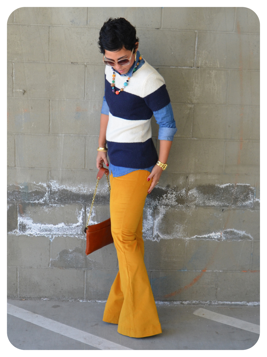 Fashion lifestyle and diy diy corduroy flared pants pattern review