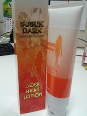 Medicated Deep Heat Lotion @ Rm 48