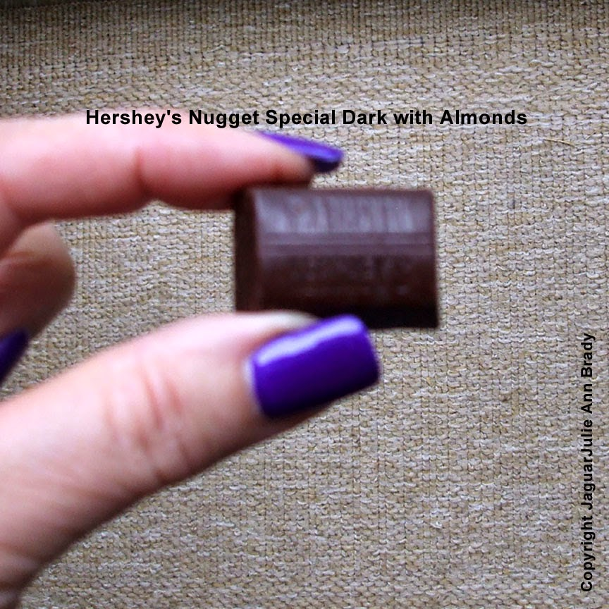 hersheys nuggets special dark chocolate with almonds