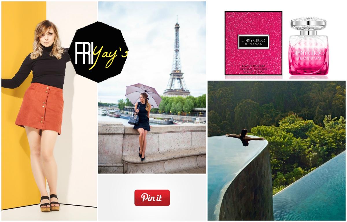 TheBlondeLion Friyays Outfit Travel Reiseinspiration Parfum Jimmy Choo Blossom