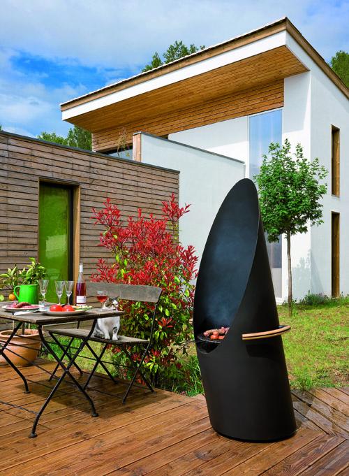 design barbecue focus il fascino della fiamma da godere. Black Bedroom Furniture Sets. Home Design Ideas
