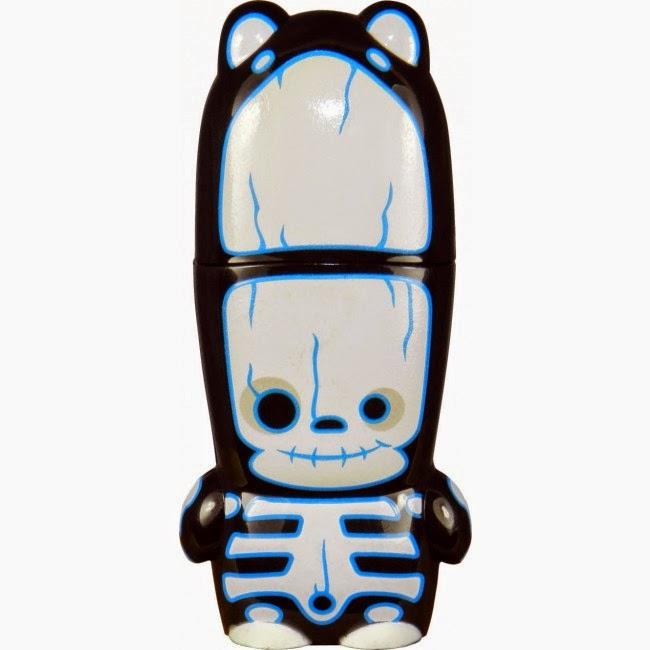 Memoria USB 4 GB Esqueleto Mimobot