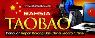 Rahsia Taoboa | Borong Barang Online Murah Dari China