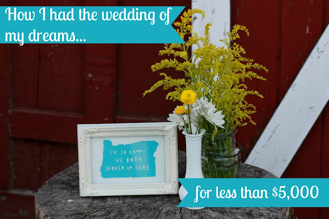 Budget Wedding Tips!
