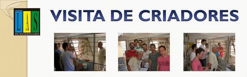 VISITA DOS CRIADORES AO CRIADOURO LAS