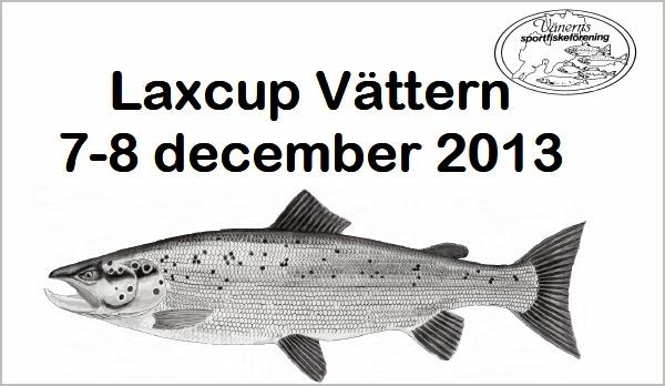 Laxcup Vättern 2013