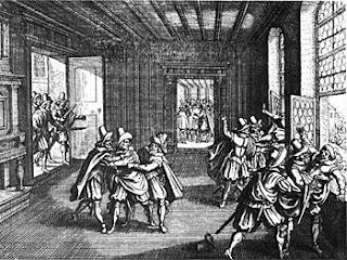 Defenestracion de Praga