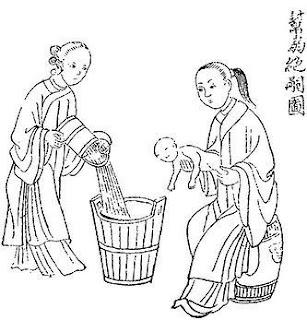 Los infanticidios en China se solían efectuar por ahogamiento. Lacasamundo.com