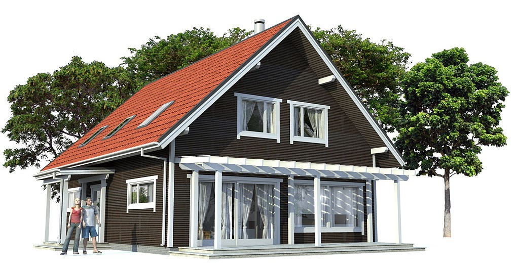 Affordable home plans affordable house plan ch20 for Affordable home designs