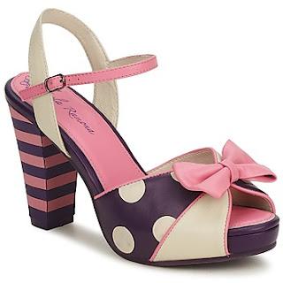 scarpe-a-pois