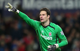 Chelsea set to win Asmir Begovic race