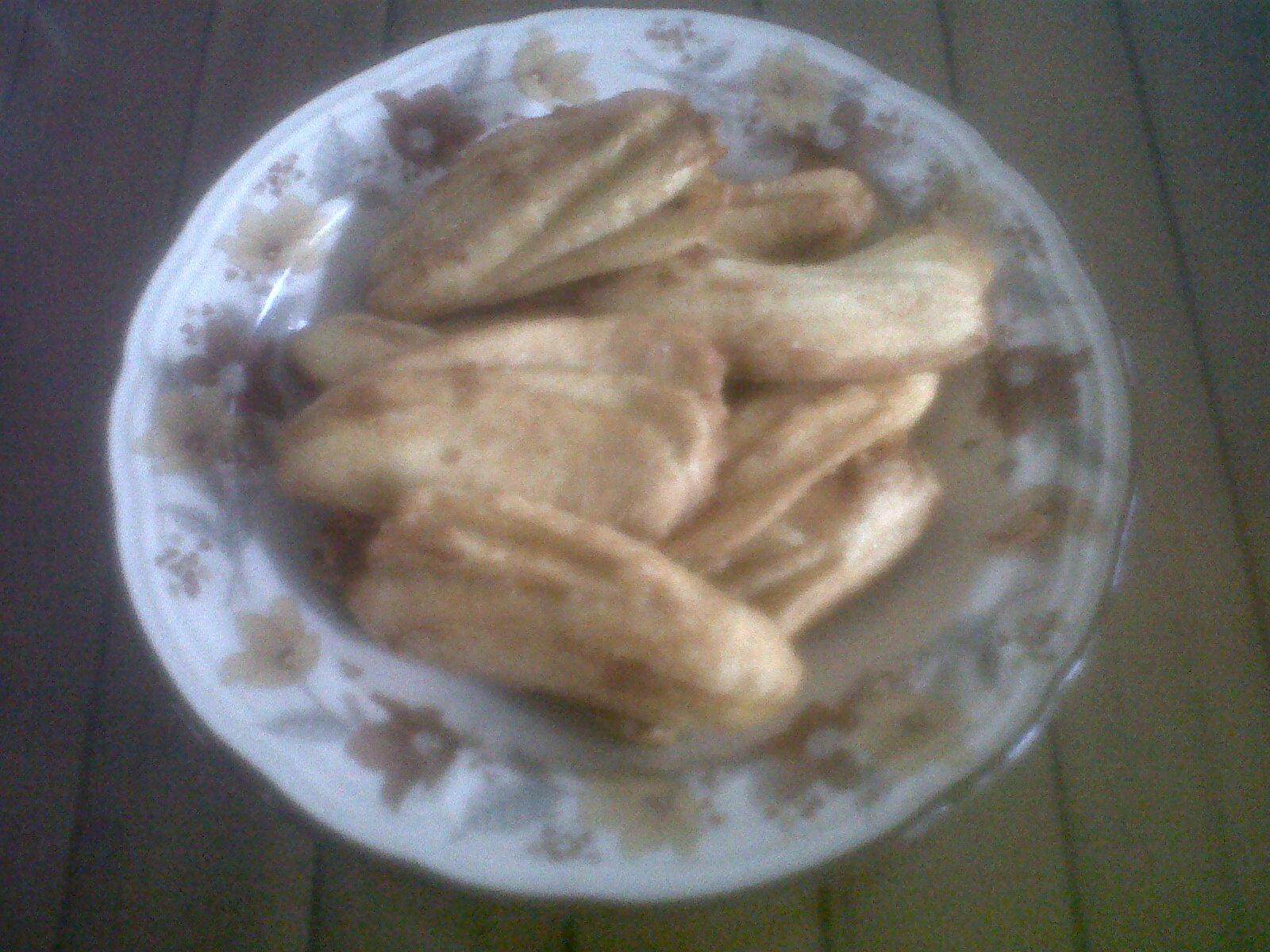 Cara membuat pisang goreng gurih, wisata kuliner khas