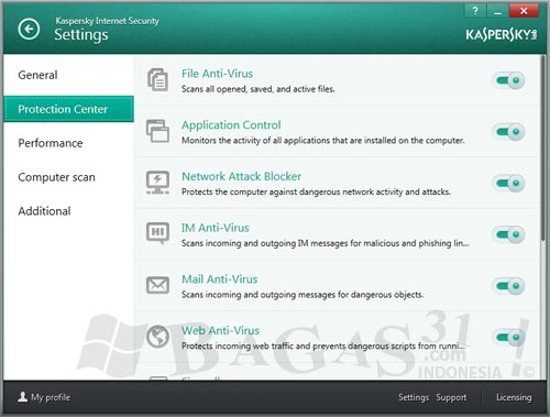 Kaspersky Internet Security 2014 Full Trial Reset 4