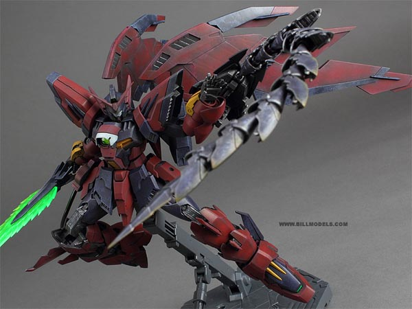MG 1/100 OZ-13MS Gundam Epyon EW Modified