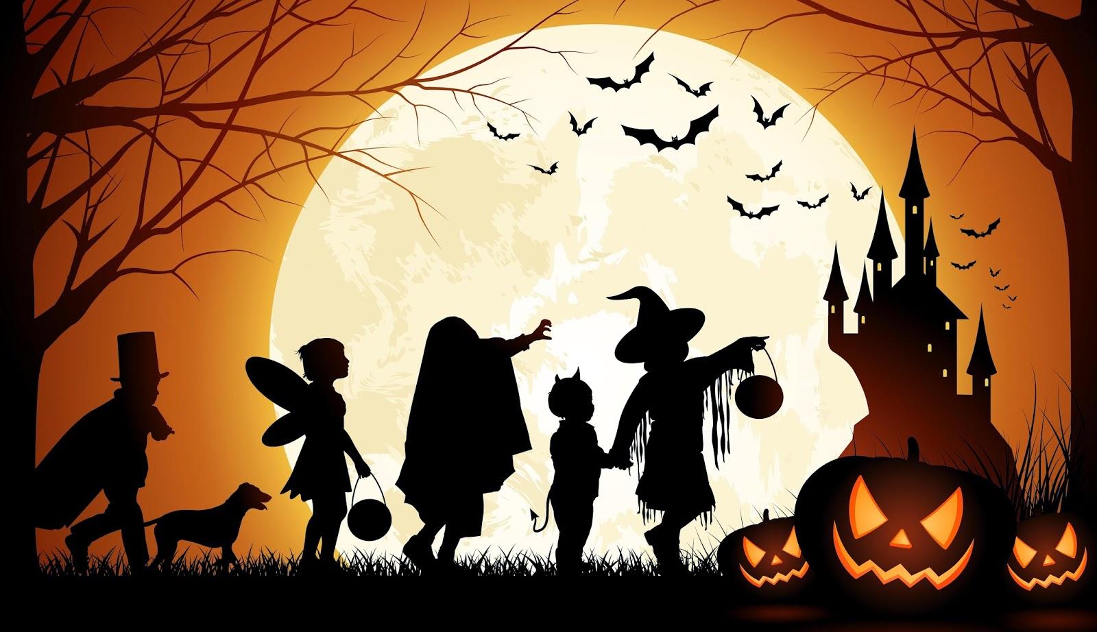 Halloween Horror Stories | Zuprome