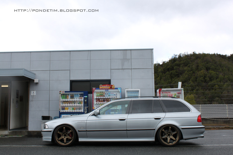 Respect Volk Racing Bmw Station Wagon On 19 Quot Te 37s