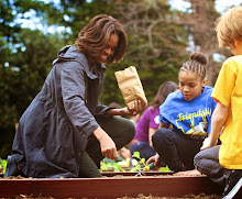 FLOTUS Plants Kitchen Garden For Spring