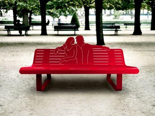 Xavier de tout un peu les bancs publics - Les amoureux des bancs publics paroles ...