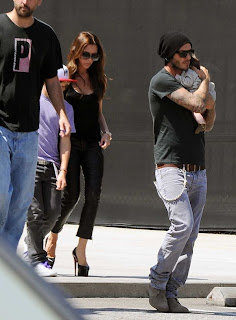 Harper Seven Beckham anak beckham