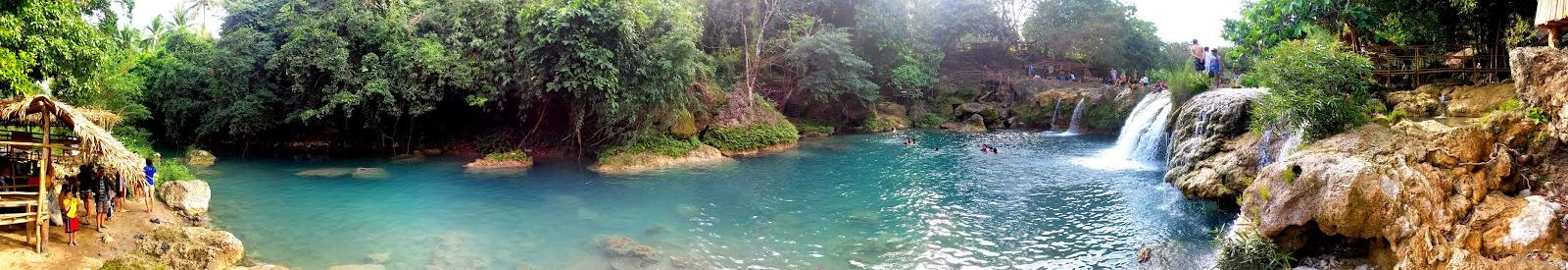 Bolinao Falls Pangasinan