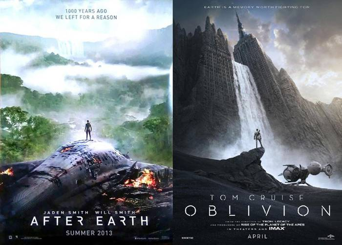 25. After Earth | Oblivion – 2013