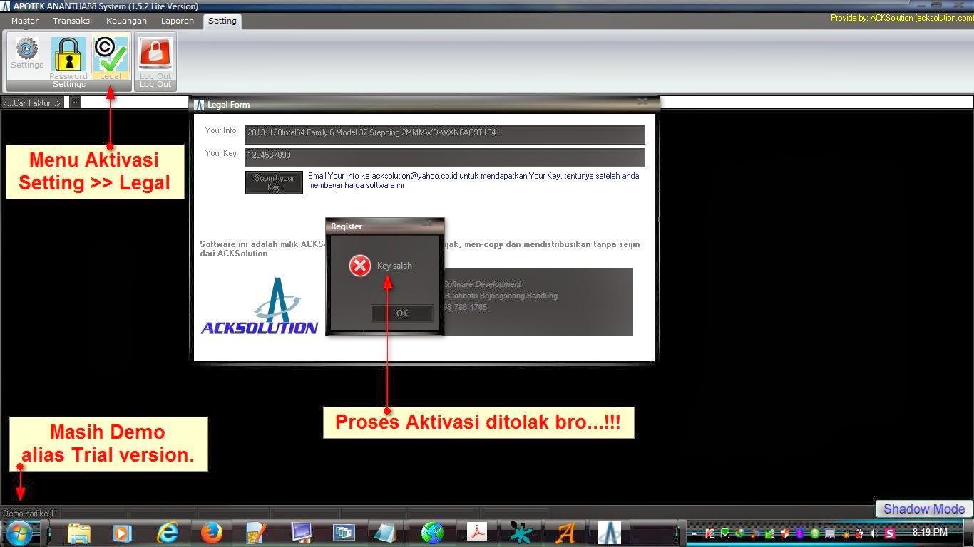 anantha blogspot com  ack apotek system lite 1 5 2 full