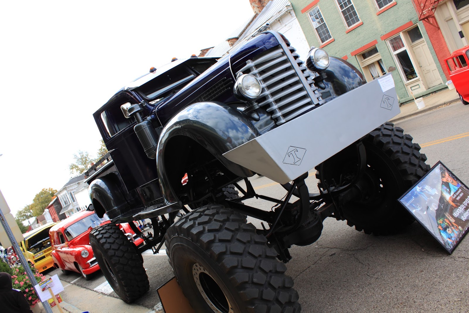 Black Walnut Festival Car Show