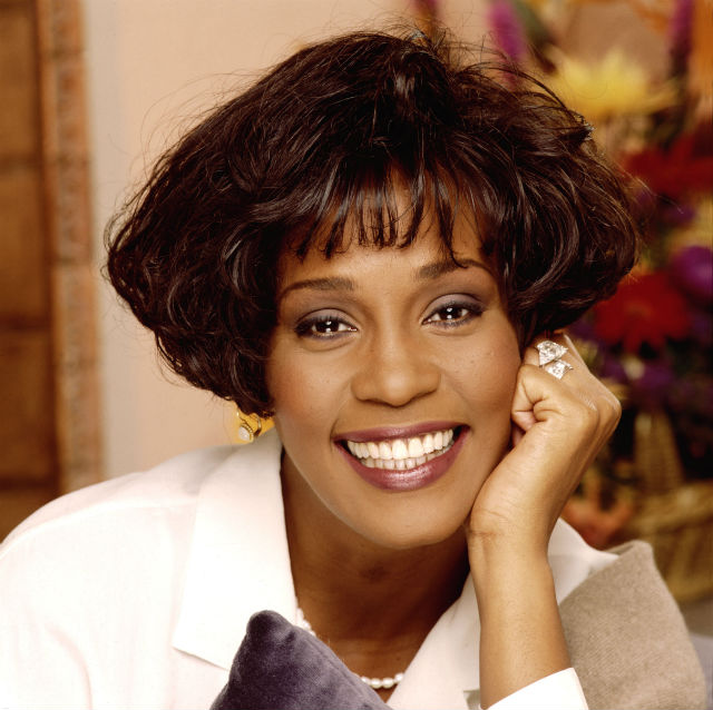 Imagenes de Whitney Houston