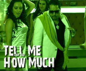 Baby Tell Me How Much Song Video | Lyrics | Mika Singh