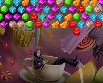 Candy Shooter Deluxe