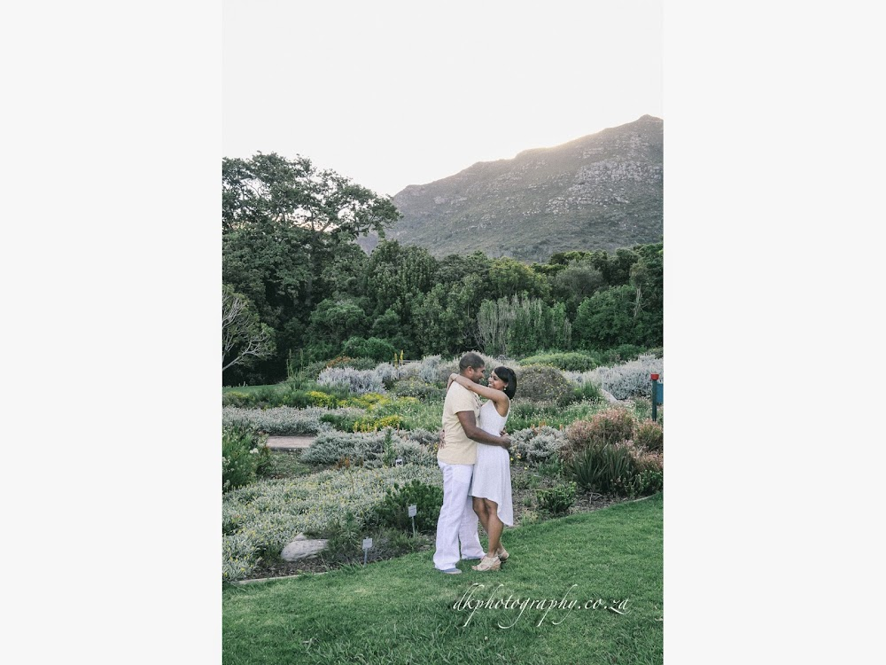 DK Photography Slideshow-08 Rochelle & Enrico's Engagement Shoot in Kirstenbosch Botanical Garden & Llandudno Beach  Cape Town Wedding photographer