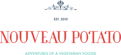 Nouveau Potato - Vegetarian Food and Travel