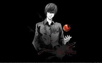 #14 Death Note Wallpaper