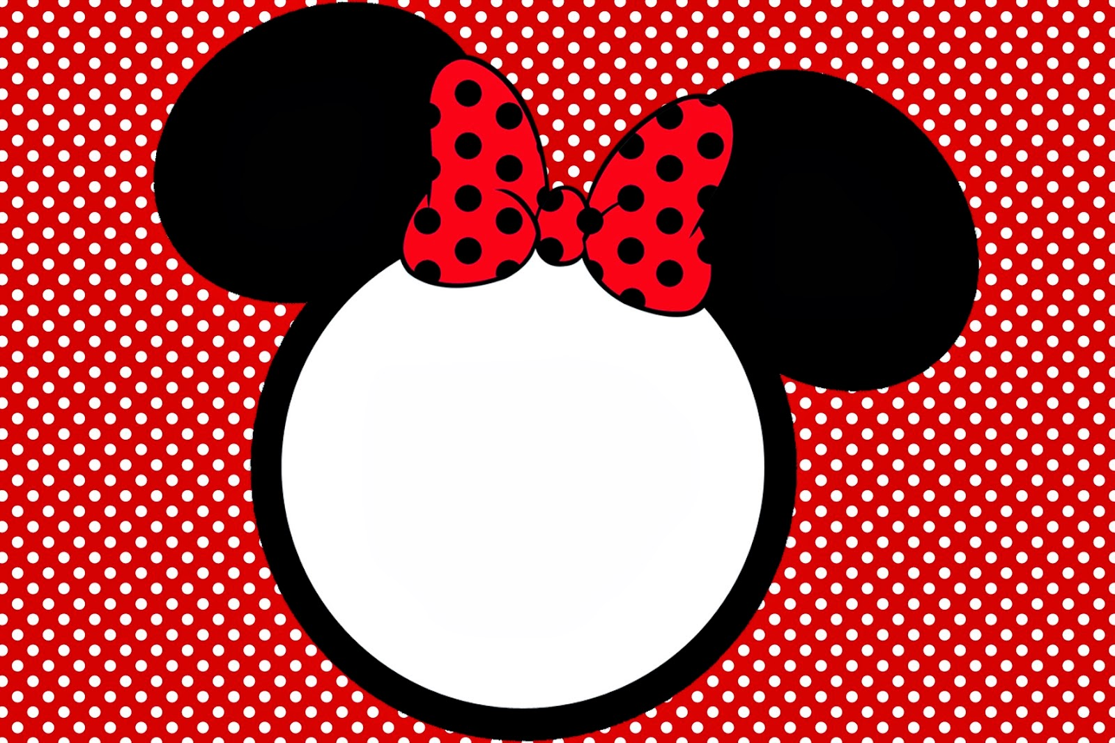 minnie in red printables and party invitations is it for minnie printable invitations