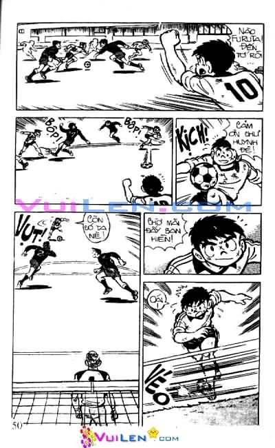 Jindodinho - Đường Dẫn Đến Khung Thành III  Tập 6 page 50 Congtruyen24h