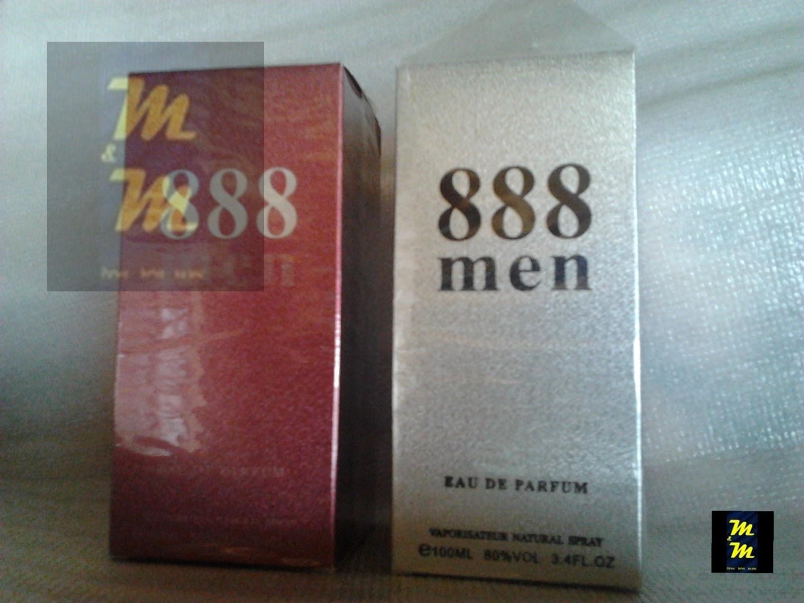 perfume 888 men