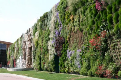 - Giardino verticale madrid ...