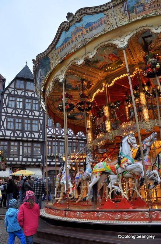 Frankfurt Christmas Market 2014