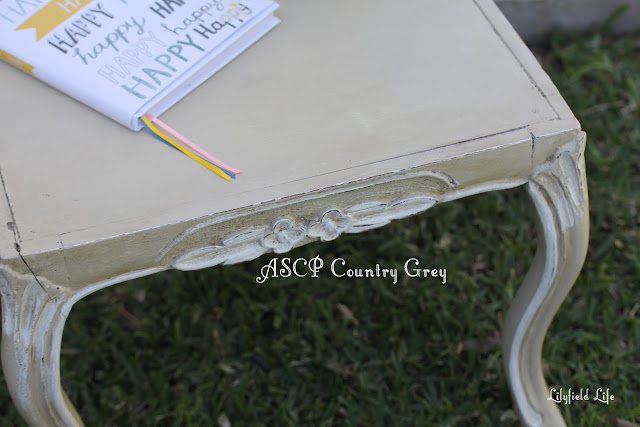 Lilyfield Life: ASCP Country Grey Annie Sloan Chalk Paint