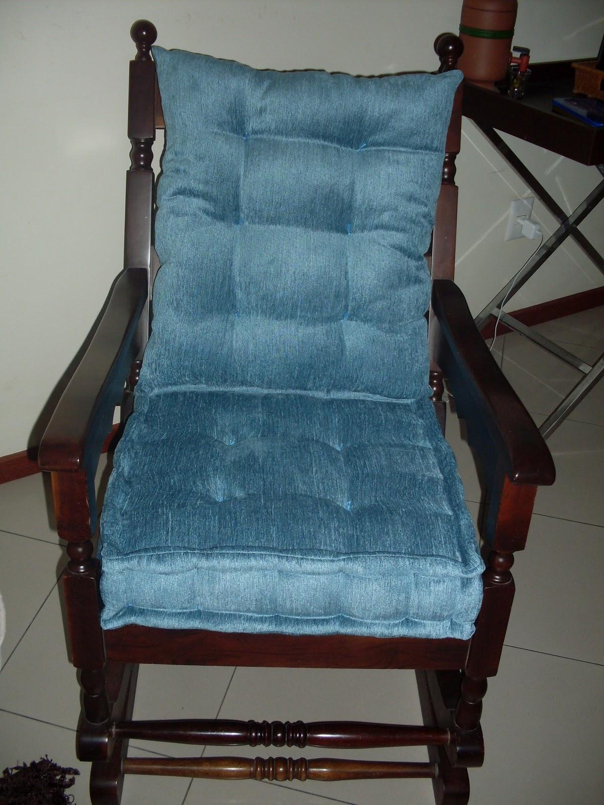 Carmen: Futton de Chenili Para Cadeira de Balanço #284F62 1200x1600