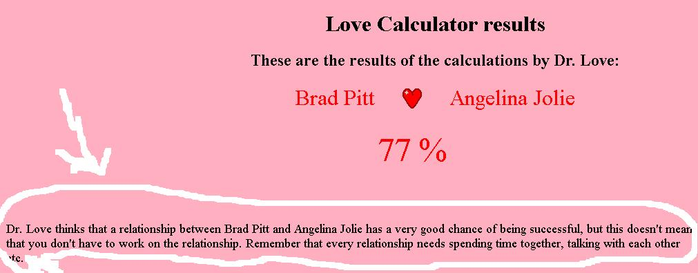 love calculator download: