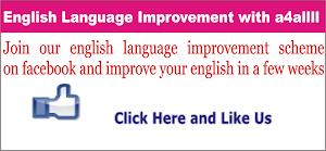 IMPROVE YOUR ENGLISH IN A FEW WEEKS