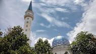 Masjid Abdullah Fahim - Lensa Pok CiK .